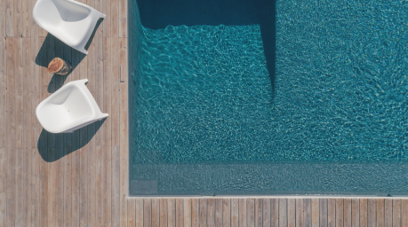 Toiles de piscines creusées